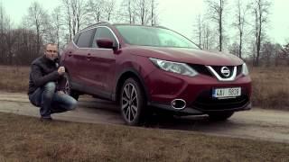 getlinkyoutube.com-Nowy Nissan Qashqai 1,6 DIG-T Tekna (2014) - test [PL]