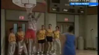 The Fresh Prince Of Bel-Air - Funny Basketball