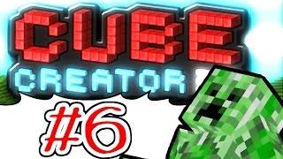 マイクラ歴三年がキューブクリエイター3Dを実況プレイ!#6