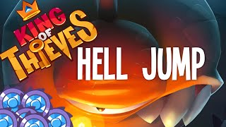 getlinkyoutube.com-King of Thieves: Hell Jump