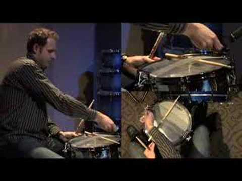 How To Tune A Snare Drum - Part 1 of 2 - Drum Lessons