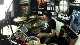 getlinkyoutube.com-Counting Stars - Drum Cover - OneRepublic