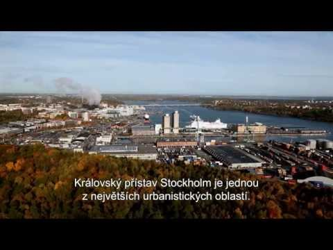 Stockholm Royal Seaport (English version with Czech subtitles)