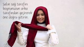 getlinkyoutube.com-Modanisa- Pratik Şal Bağlama Modelleri- ÇabasIz Endonezya Stili