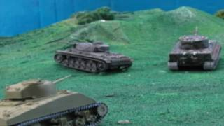 getlinkyoutube.com-The Element of Surprise A WW2 Stop Motion Tank Battle