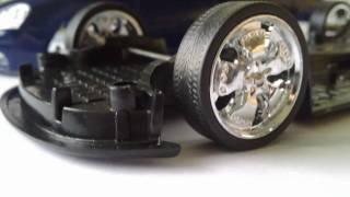 getlinkyoutube.com-VW Golf 5 1:18 Modell Tuning Teil1
