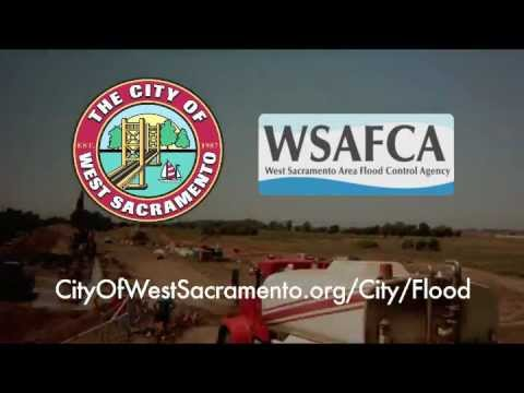 West Sacramento Safer with Levee Improvements