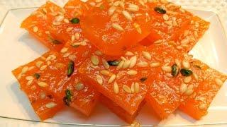 getlinkyoutube.com-Bombay Karachi Halwa/Karachi Halwa /Cornflour Halwa Quiick and Easy recipe