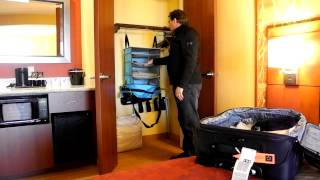 Rise & Hang Luggage Insert and Carry-on Review