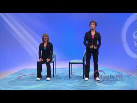 Sit and Be Fit - Seated and Standing Balance Exercise for Vertigo - Mary Ann Wilson, RN