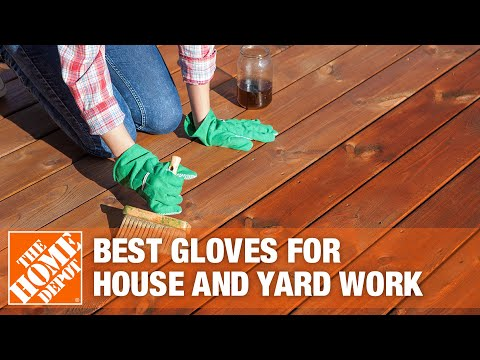 Best Gloves for House and Yard Work