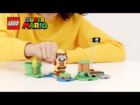 LEGO Super Mario Builder Mario Power-Up Pack - 71373