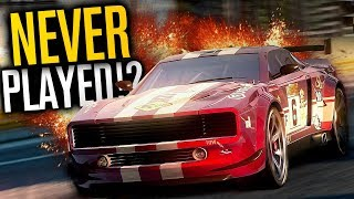 The BEST Racing Game I'VE NEVER PLAYED?