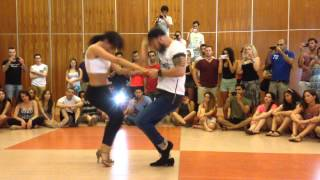 ISC 2015 - Daniel y Desiree - Crazy In Love (Fifty Shades of Gray OST)