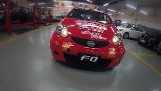 getlinkyoutube.com-BYD F0 (F-zero) Race Car