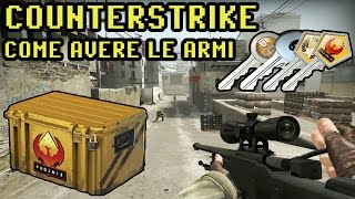getlinkyoutube.com-COUNTER STRIKE GO ITA -  COME OTTENERE ARMI GRATIS