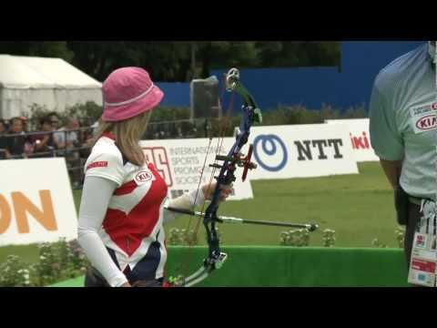 Archery World Cup 2012 - Final Stage - 1/4 Match #1.1