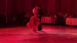 Andrei si Roxana - show tango 2013