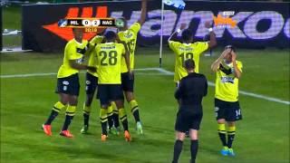 getlinkyoutube.com-Millonarios 0 - 2 Atlético Nacional - Liga Postobón 2013 II - Fecha 11 - Win Sports