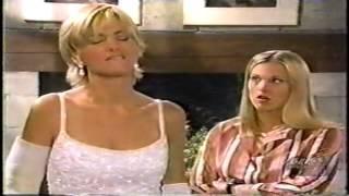 OLTL Todd & Blair - 2001-83 (Blair explains her scheme)