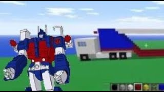 getlinkyoutube.com-Minecraft, Semi-Trailer Truck Tutorial
