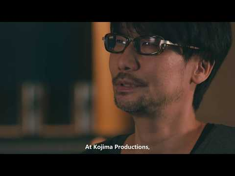 Kojima Productions - Lenovo Workstation