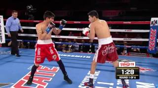 RYAN GARCIA VS ANTONIO MARTINEZ, INGLEWOOD, CALIFORNIA, VIA RING TV