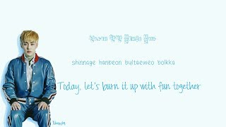 EXO - Power Lyrics (Han|Rom|Eng) Color Coded