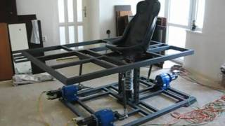 getlinkyoutube.com-Electric motion platform with three degrees of freedom