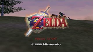 Nintendo 64 Longplay [004] The Legend of Zelda: Ocarina of Time (Part 3 of 7)