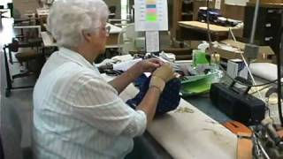 getlinkyoutube.com-Tie-Making, Behind the Scenes: How a Ties is Made by Hand