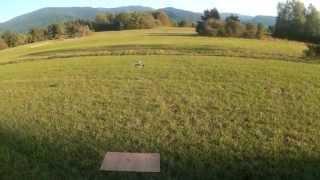 getlinkyoutube.com-Eachine Racer 250 FPV test de vol sortie de la boite