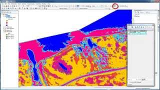 Unsupervised Image Classification in ArcMap
