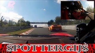 Ferrari F430 GTC - very fast Nürburgring lap!