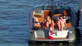 Sexy Bikini Boat Party