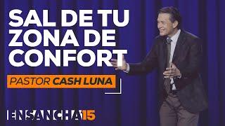 getlinkyoutube.com-Sal de Tu Zona de Confort - Pastor Cash Luna