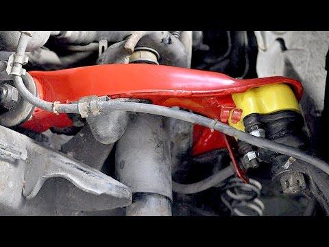 Тест проставок под шаровые Pajero Sport 30мм