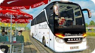 getlinkyoutube.com-Setra 517 Bus ETS2 (Euro Truck Simulator 2)