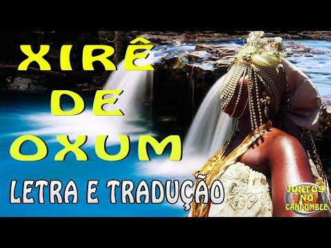 Canticos do Orixá Oxum em Ketu com Letra yoruba e Tradução