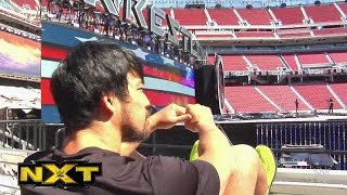 A special look at Hideo Itami's WrestleMania debut: WWE NXT, April 8, 2015
