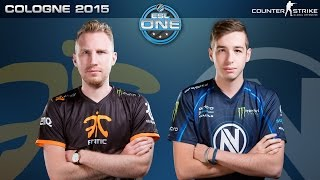 getlinkyoutube.com-CS:GO - Fnatic vs. EnVyUS [Dust2] - ESL One Cologne 2015 - Grand Final Map 1