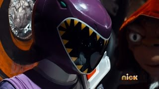 getlinkyoutube.com-Power Rangers Dino Charge - One More Energem - Kendall's Mission