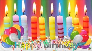 getlinkyoutube.com-Happy Birthday song with Candles