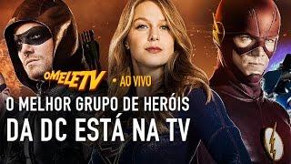 getlinkyoutube.com-O melhor grupo de heróis da DC está na TV | OmeleTV AO VIVO