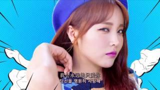 getlinkyoutube.com-[中字MV] HONG JIN YOUNG( 洪真英 ) _ Thumb Up( 竖起大拇指 )