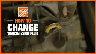 A video outlining how to check transmission fluid.