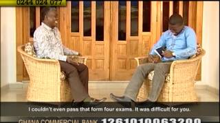 Interview with Prophet Francis Kwateng