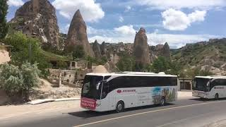 Nevşehir Seyahat seferlerine yeniden başladı!