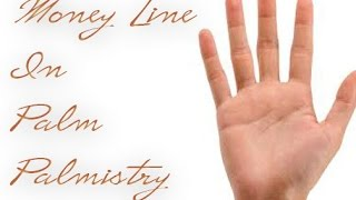 getlinkyoutube.com-Palmistry Reading : Money Line in Palm