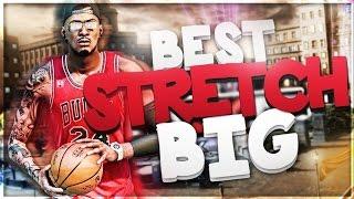 getlinkyoutube.com-BEST STRETCH BIG MYPARK BUILD   PERFECT SPEED & ATHLETICISM   NBA 2k17